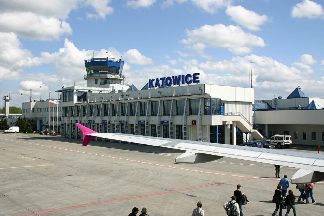 katowice-airport